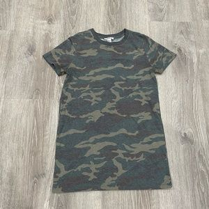 Forever 21 Camo Tunic